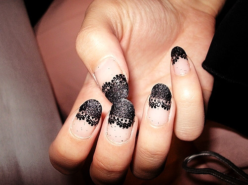 Nail Art Chic Stylista By Miami Fashion Blogger Afroza Khan
