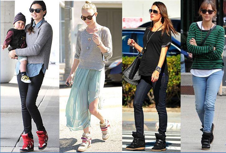 Miranda Kerr, Alessandra Ambrosio, Kate Bosworth, Rashida Jones