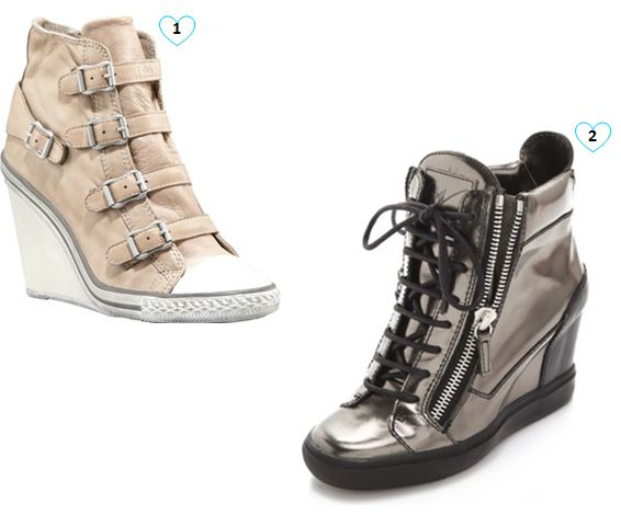Sneaker Wedges, Fall Trend
