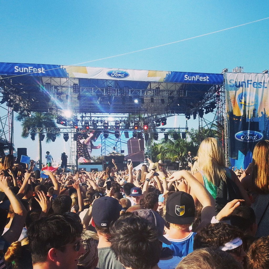 Sunfest Music Festival WPB