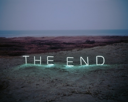 teal the end