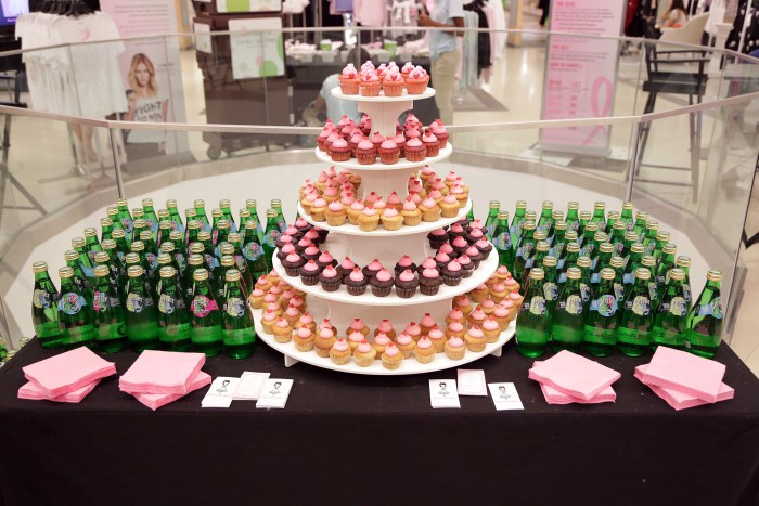 Perrier and Bunnie Cakes!
