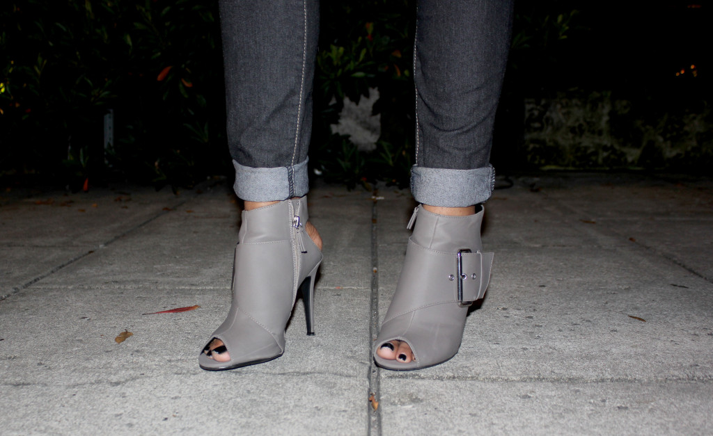 Miami Fashion Blogger Bertini shoes