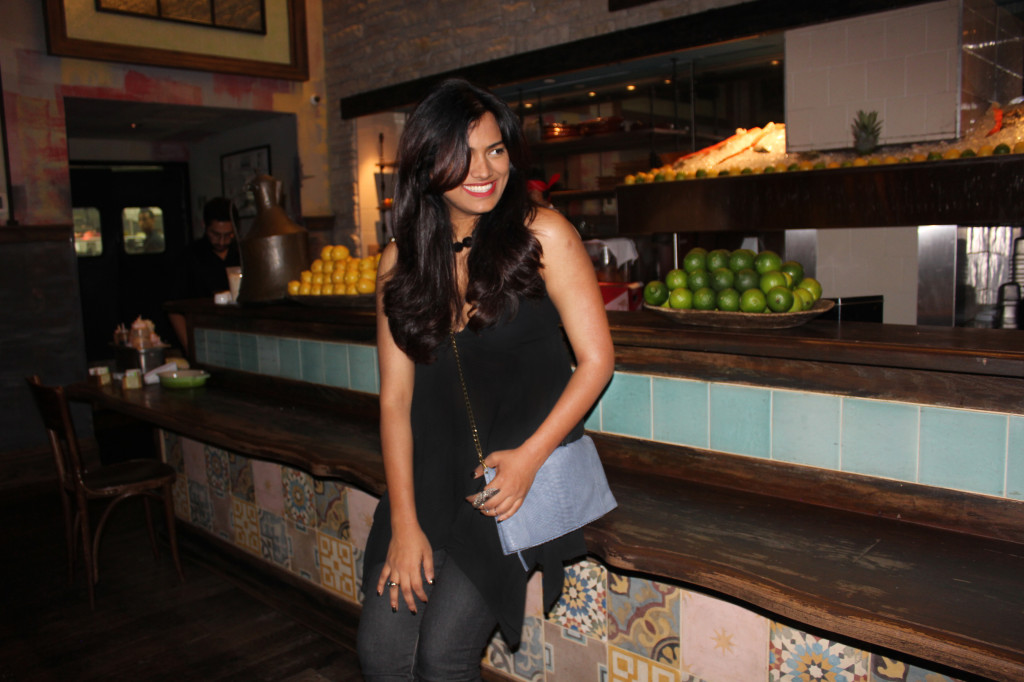 Miami Fashion Blogger Chic Stylista Sugarcane Raw Bar Grill