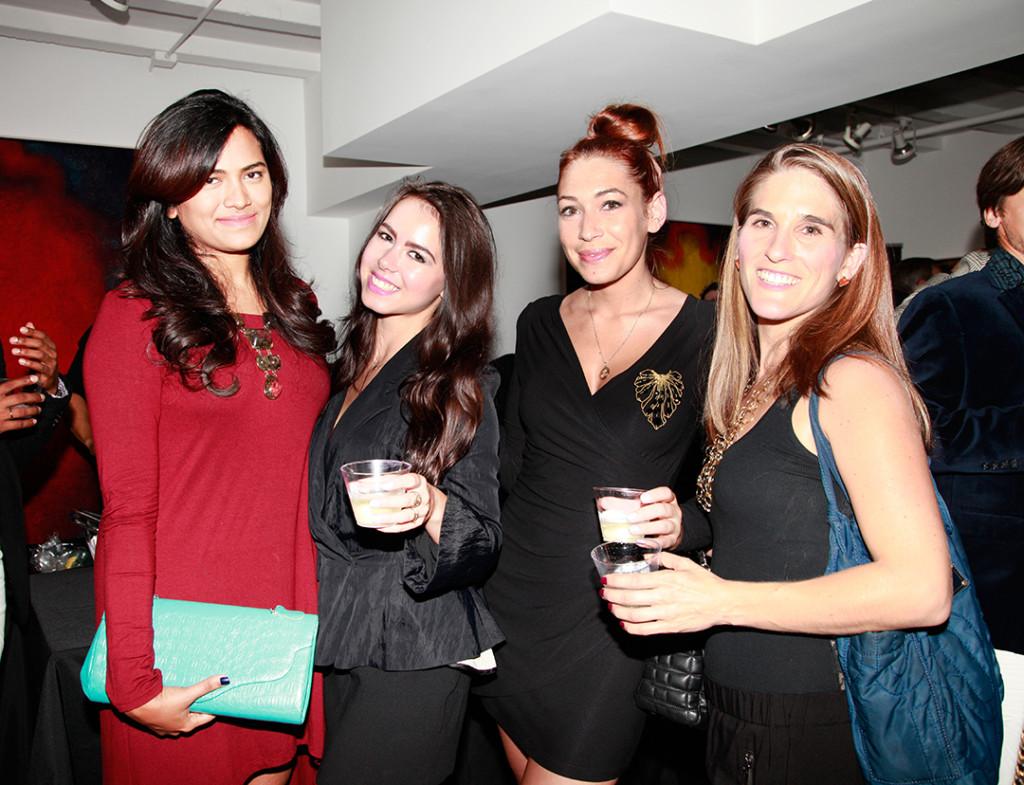 Miami Fashion Network Launch Event Fashion Blogger