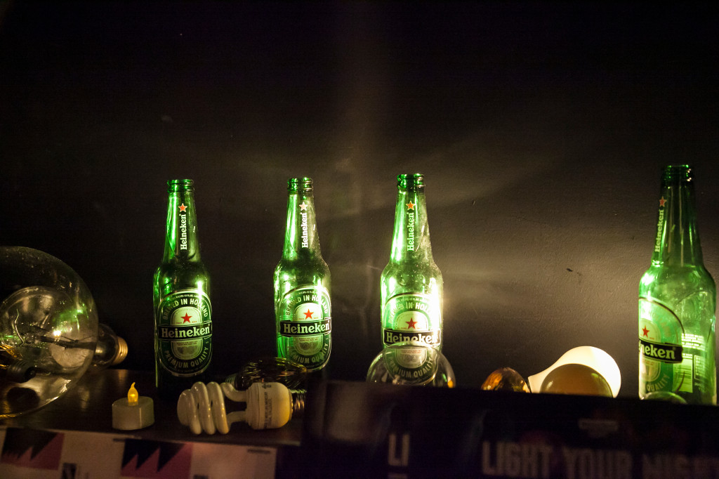 Heineken Light Bottles Janel Kilnisan Photography