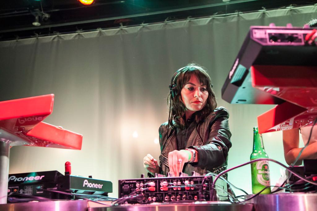 DJ Em & Ess Art Basel