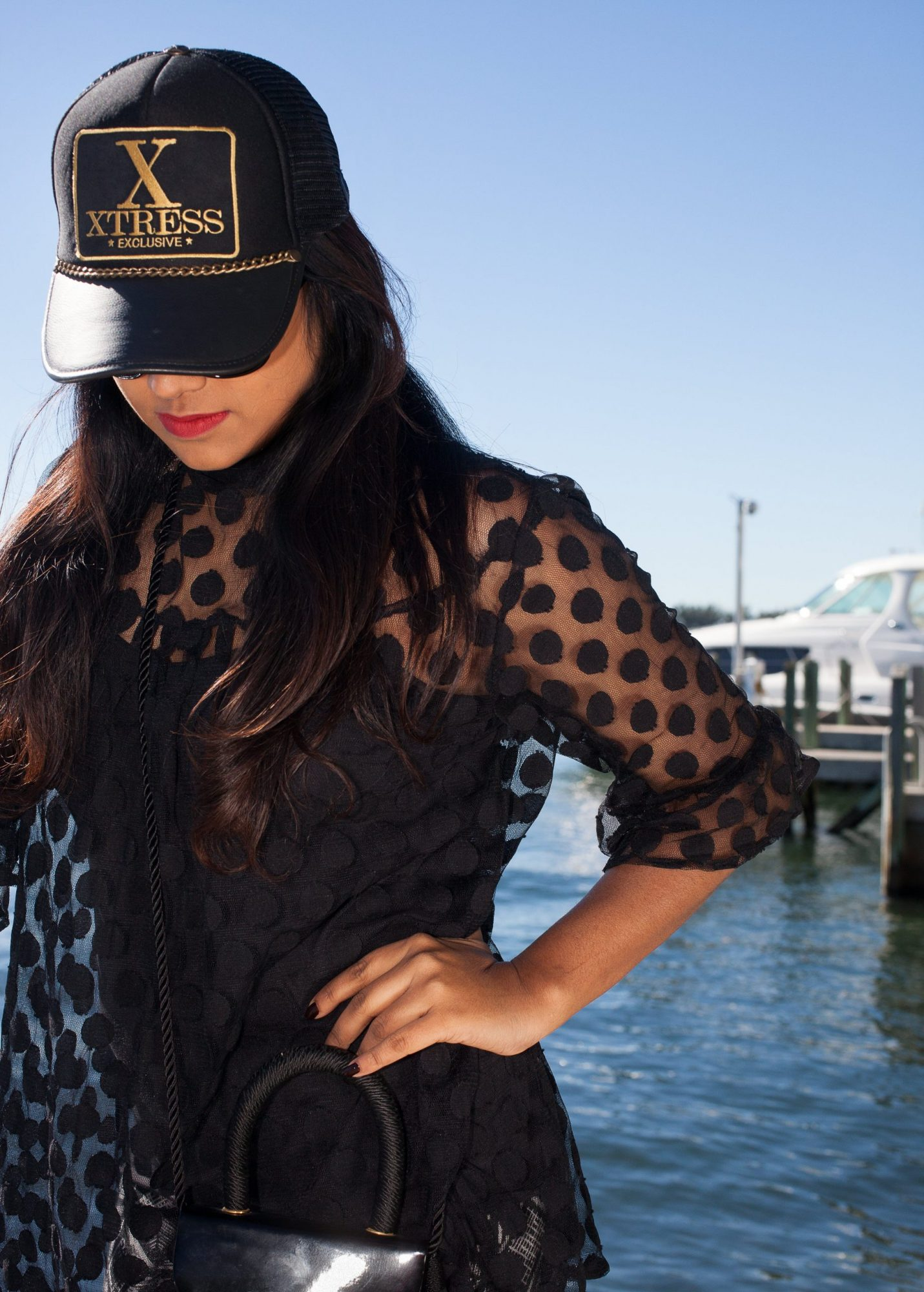 Miami Fashion Blogger Chic Stylista Xtress Exclusive
