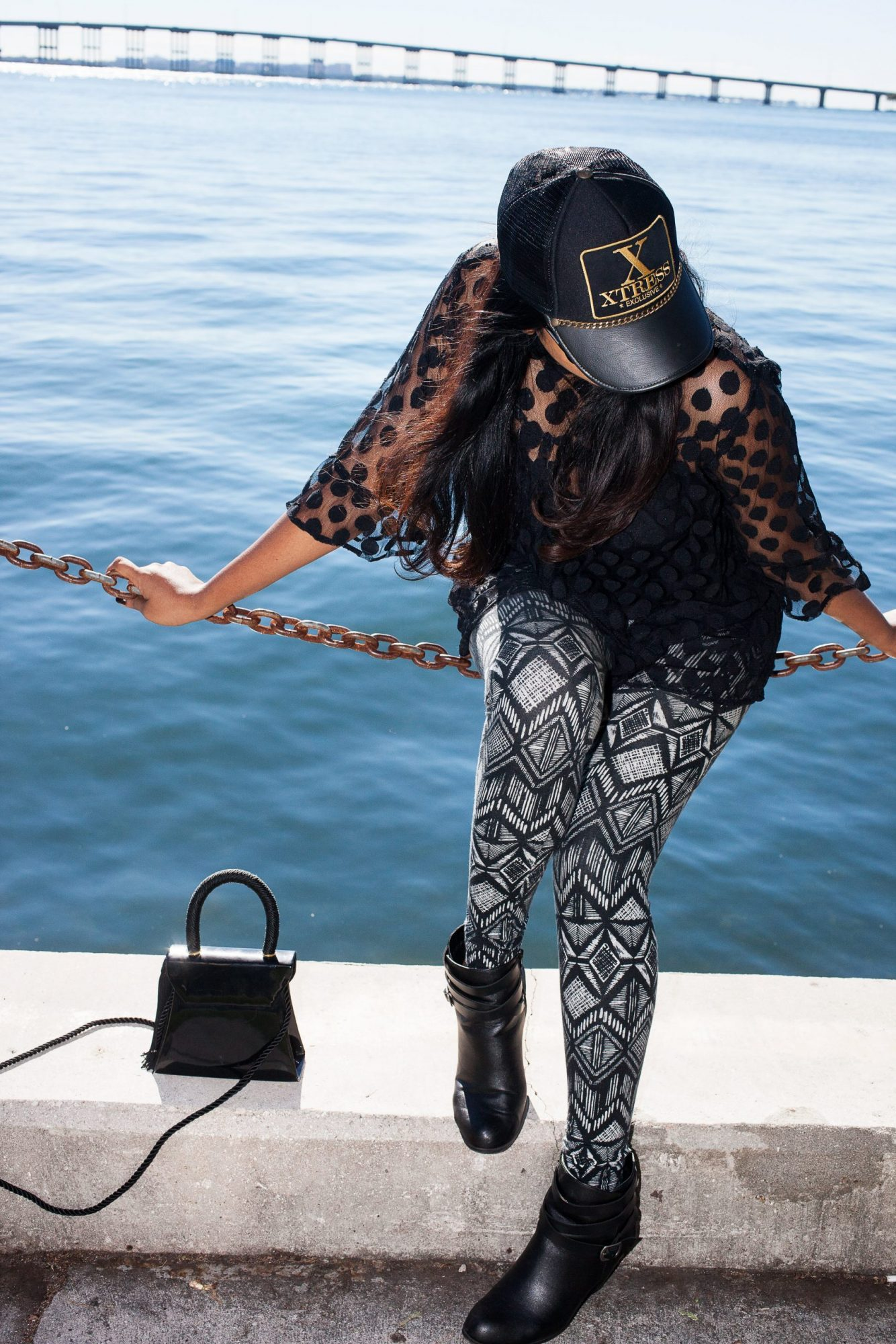 Miami Fashion Blogger Chic Stylista Janel Kilnisan Photography