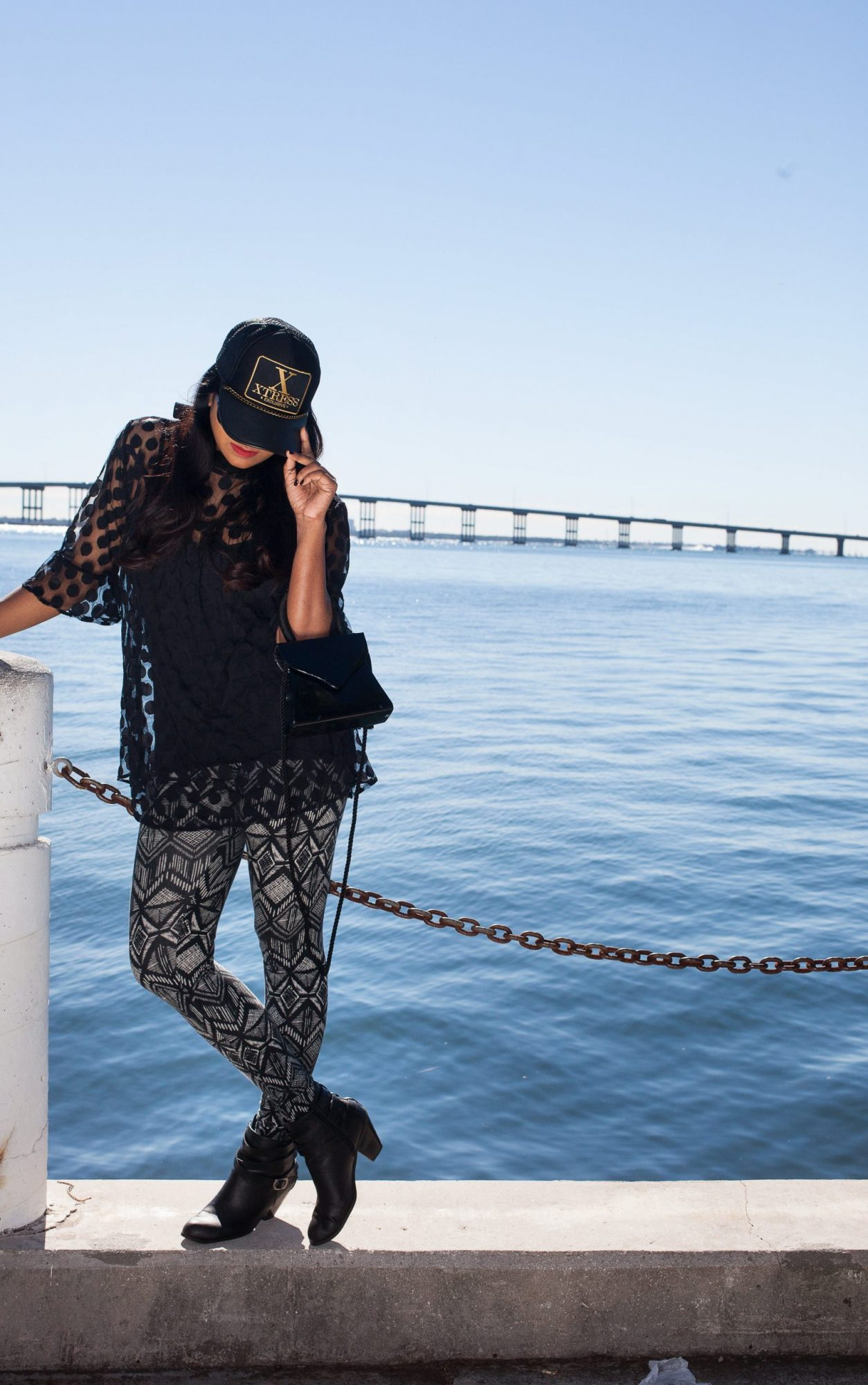 Miami Fashion Blogger Janel Kilnisan Photography Xtress Esclusive