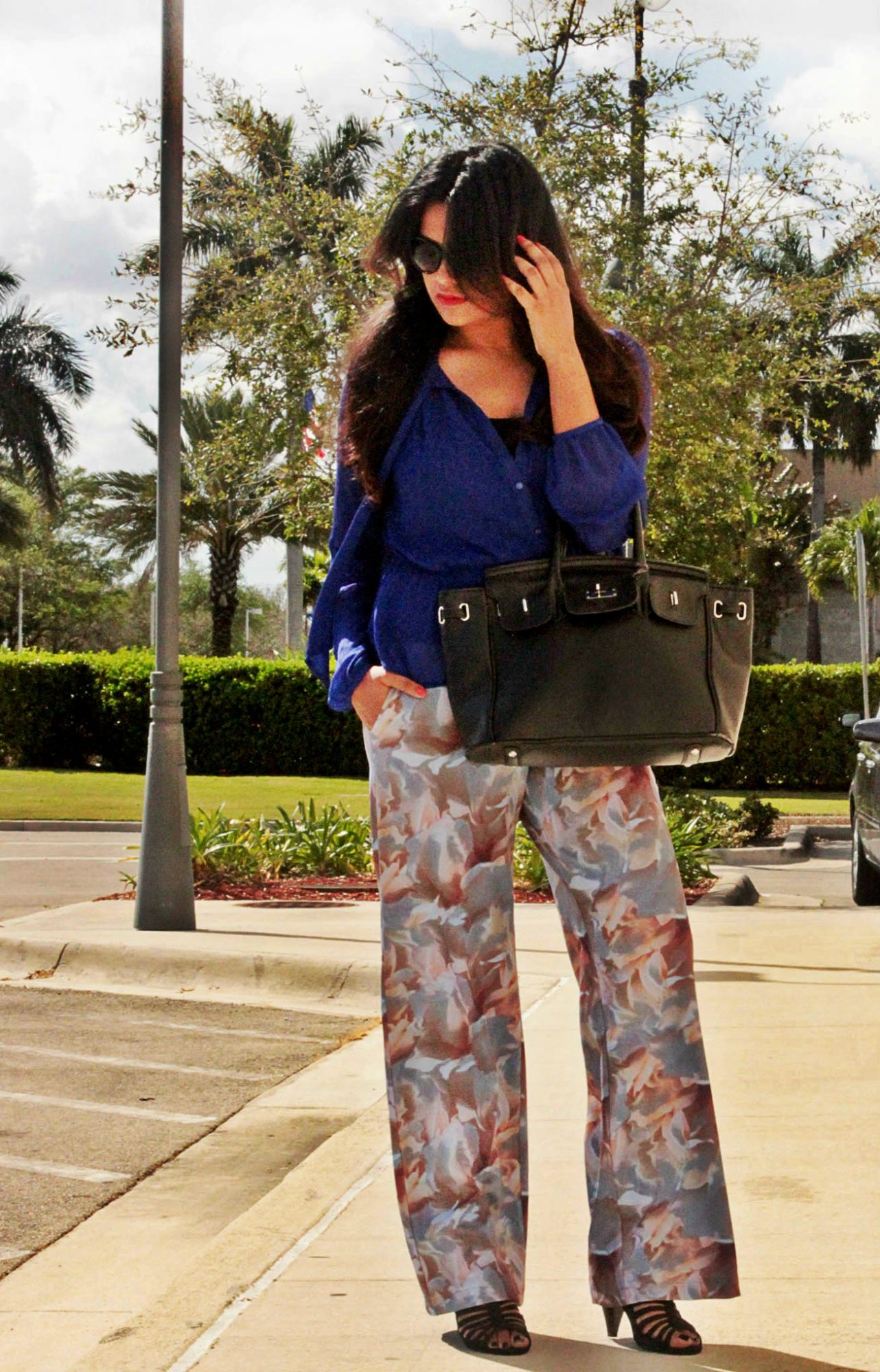 Miami Fashion Blogger 2014 Afroza Khan ingrid