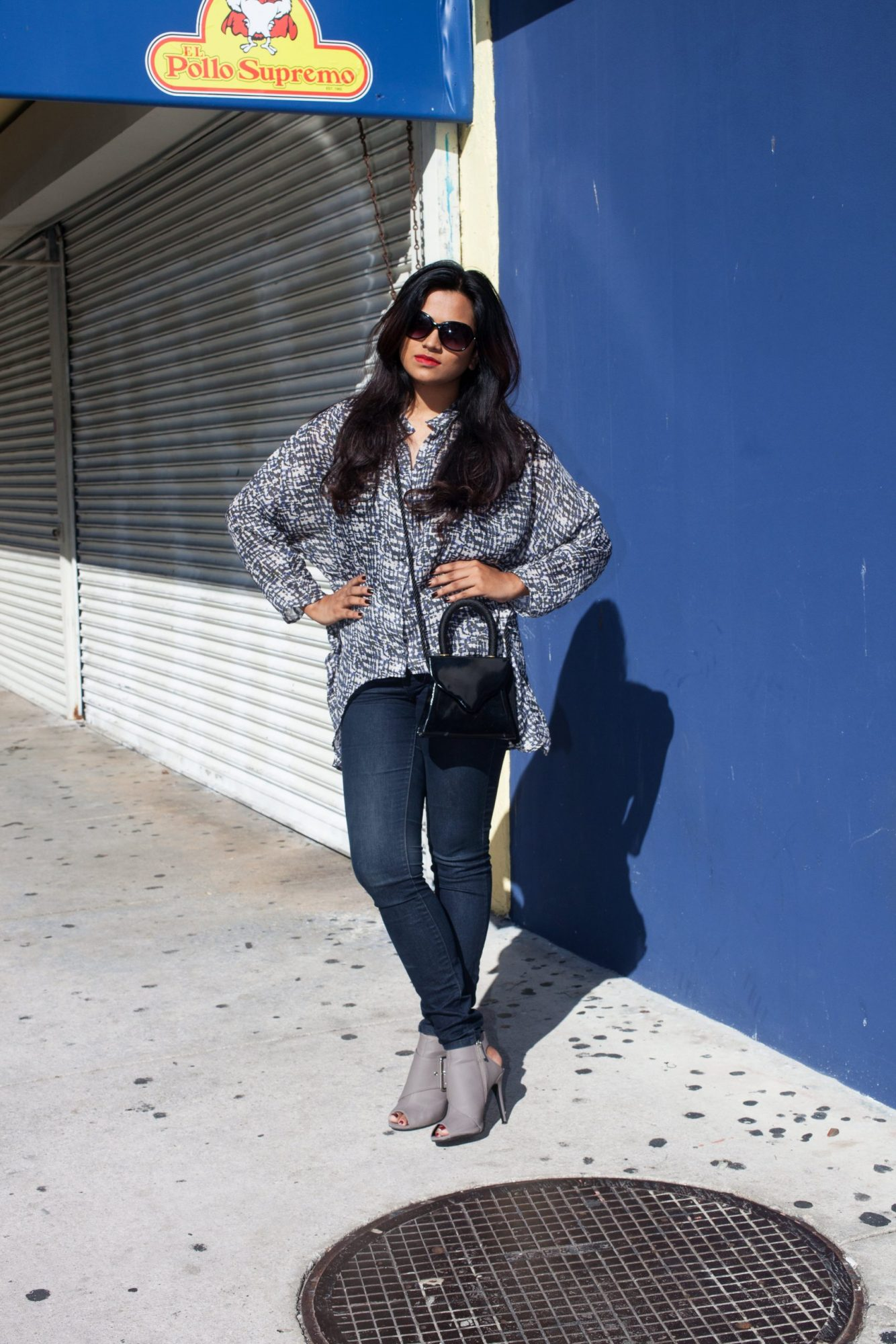 Miami Fashion Blogger Cotton On OOTD