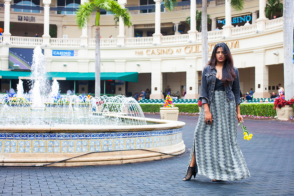 Miami Fashion Blogger Derby Race Gulfstream Park