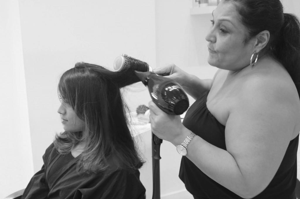 True Hair Miami Afroza Khan Chic Stylista Ombre Hair1
