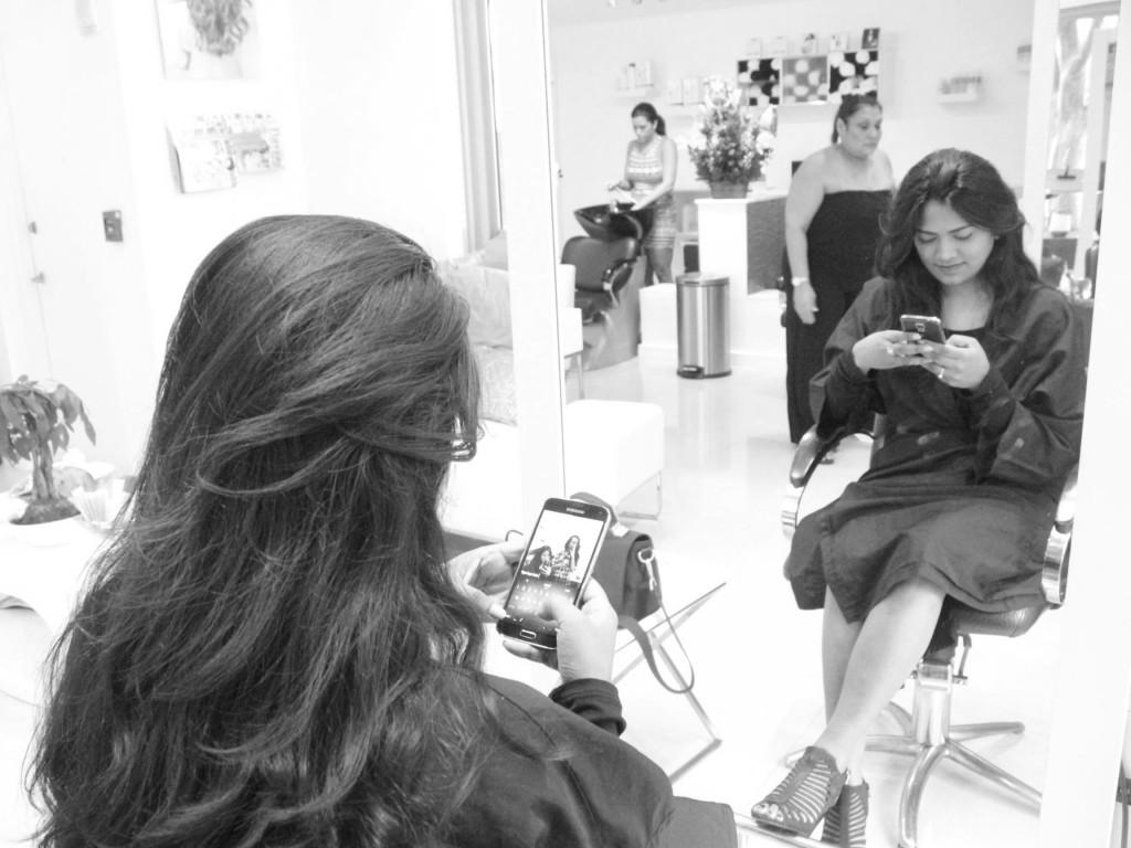 True Hair Miami haircut Lob1