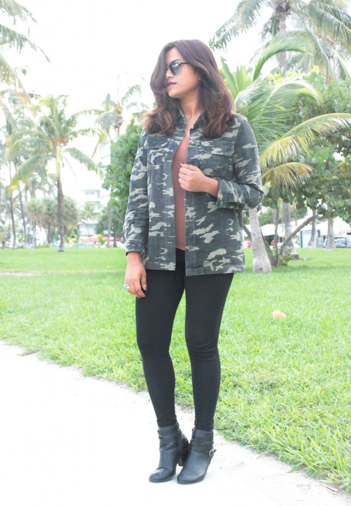 Miami Fashion Blogger Chic Stylista Afroza Khan