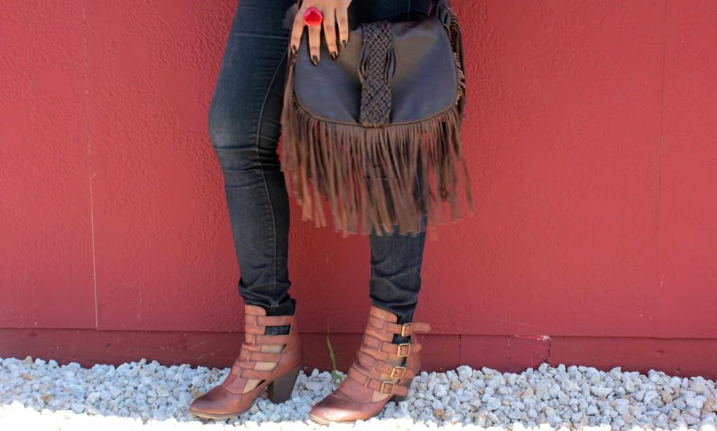 Miami Fashion Blogger OOTD Bohemian Street Style