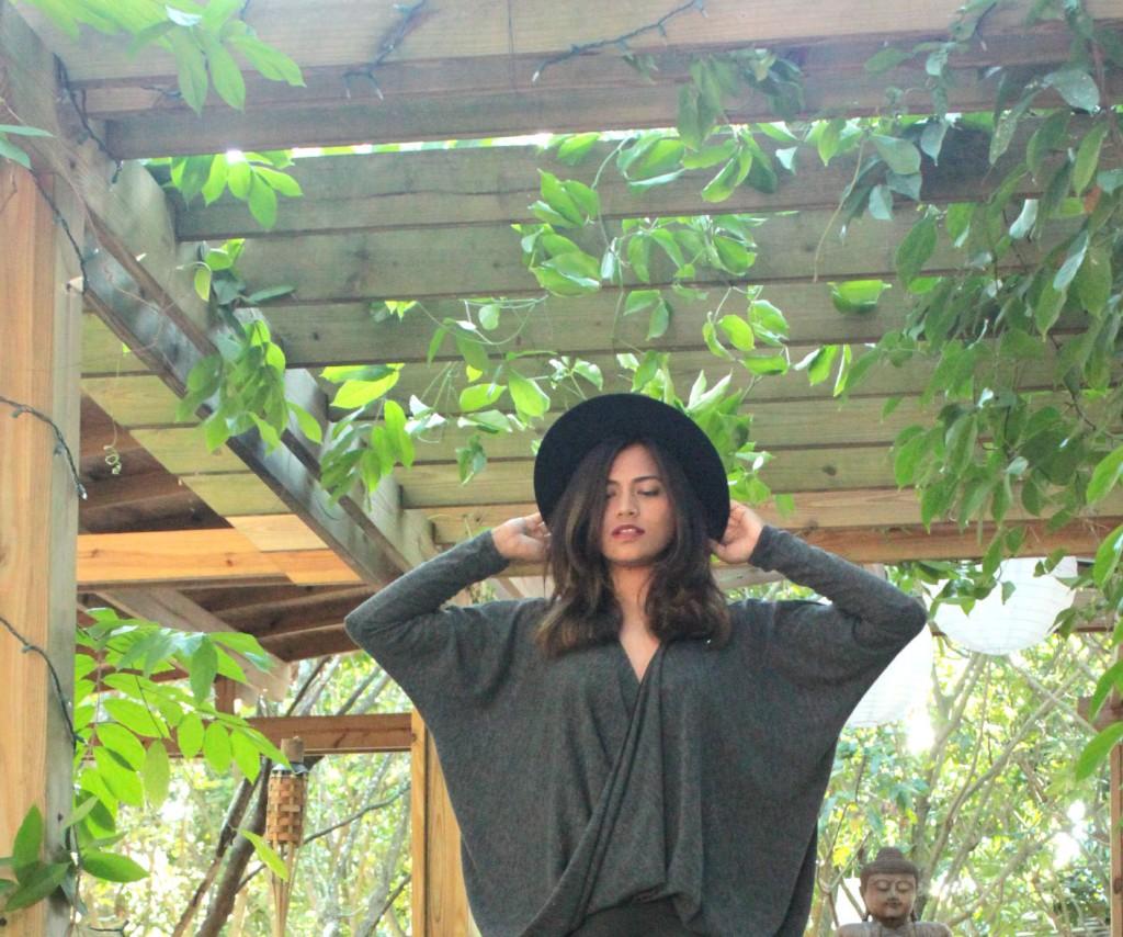 Miami Fashion Blogger Redland Koi Gardens