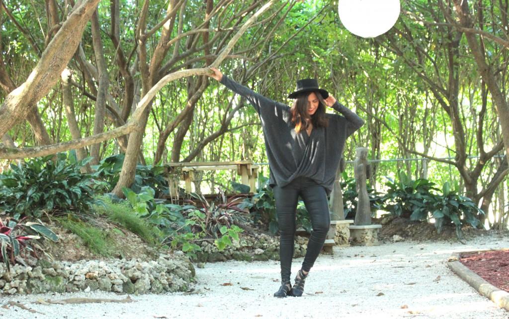 Redland Koi Gardens Miami Fashion Blogger