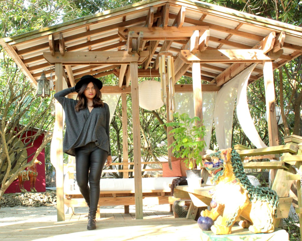 Redland Koi Pond & Co. Fashion Blogger Chic Stylista