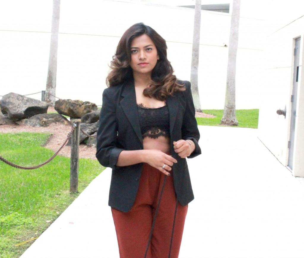 Miami Fashion Blogger Afroza Khan Chic Stylista OOTD