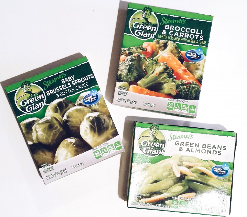 Green Giant Publix Frozen Vegetables