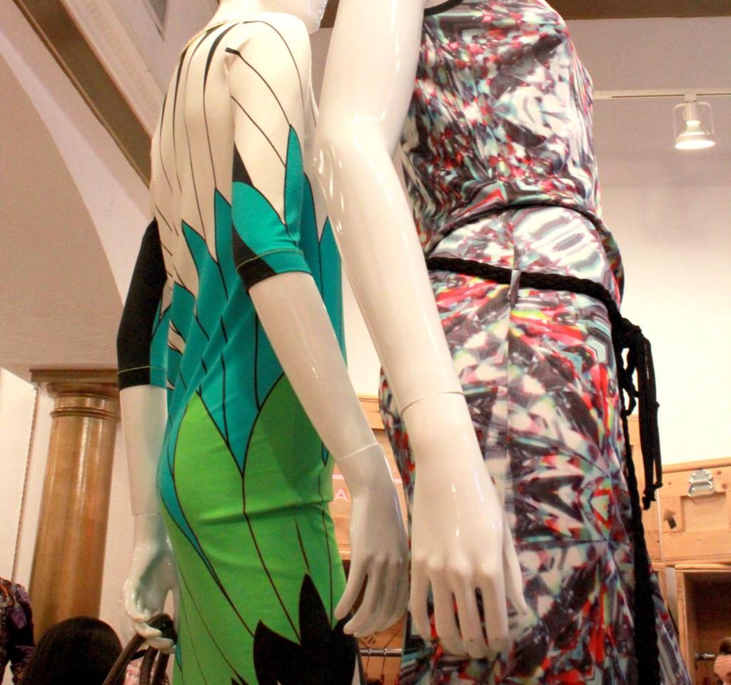 Custo Barcelona Printed Dresses Lincoln Road Miami Beach