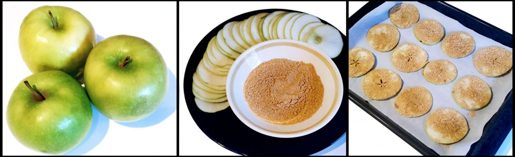 General Mills Heart Health Month Baked Apple Chips Recipe