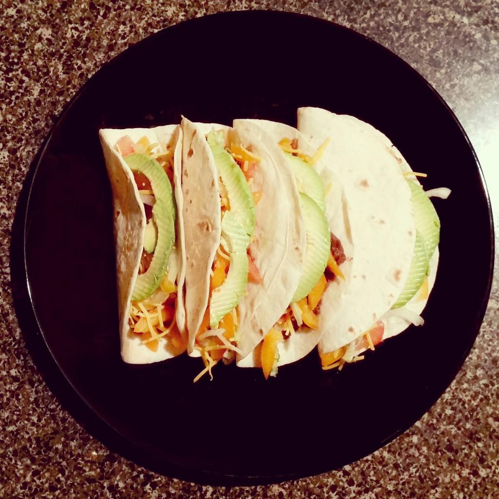 Old El Paso Vegetarian Soft Tacos