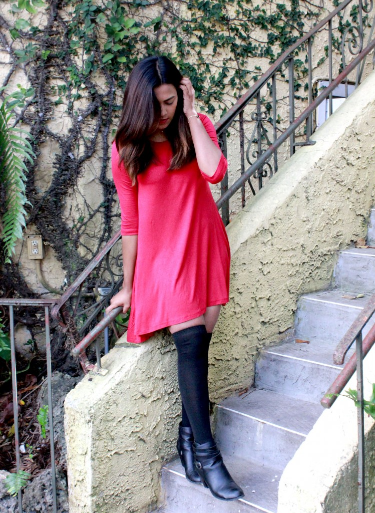 Miami Fashion Blogger Afroza Khan Ombre Hair