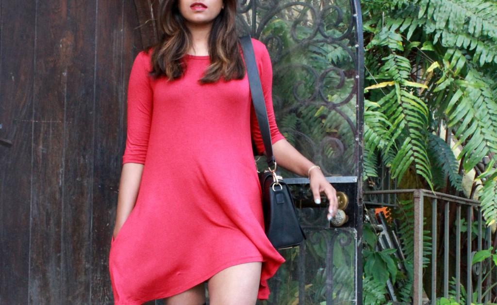 Miami Fashion Blogger Red Dress Macys Valentines Day