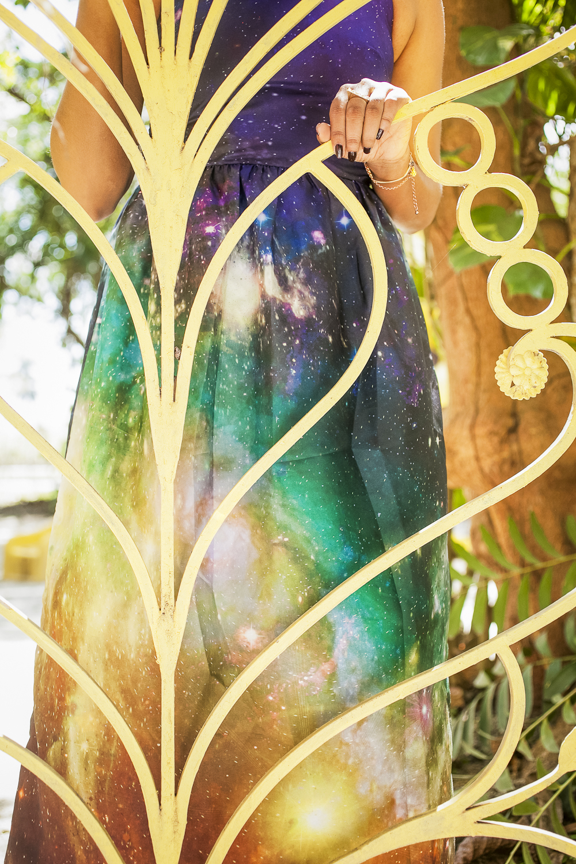 Shop Doku Dress Galaxy Dress