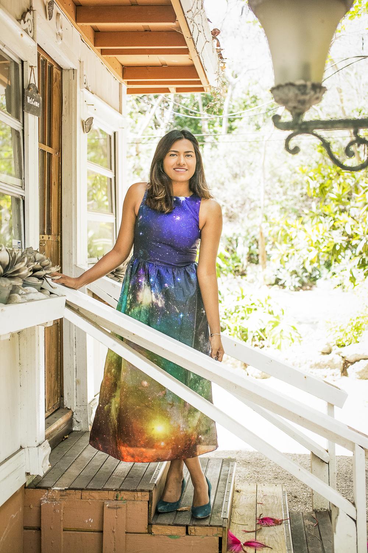 Afroza Khan Chic Stylista Miami Fashion Blogger