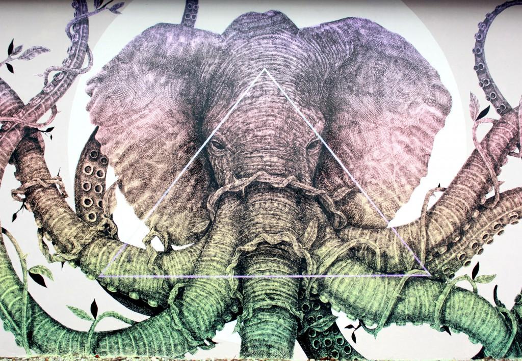 Miami Wynwood Walls art work 2015