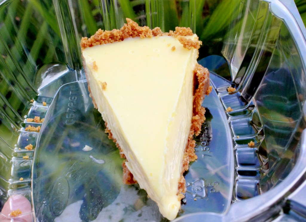 Wynwood Miami Fireman Derek's Key Lime Pie