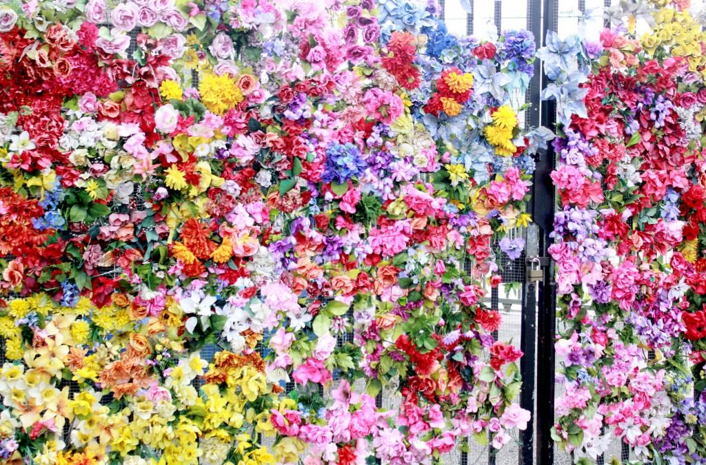 Wynwood Walls Miami Flower Gate