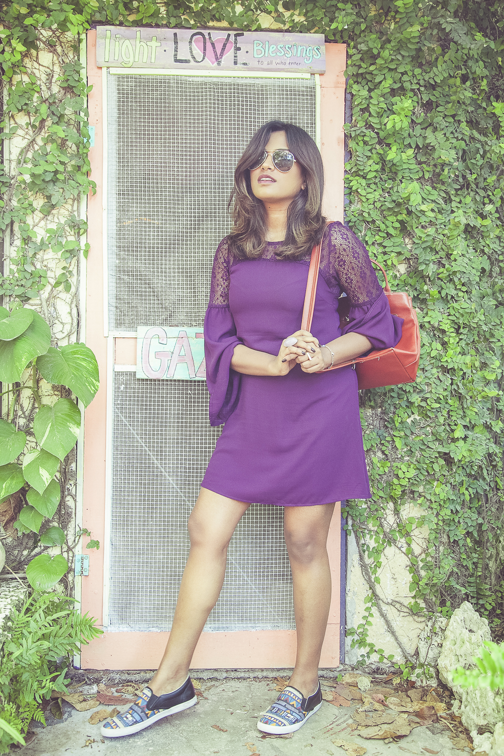 Fashion Blogger Miami Afroza Khan