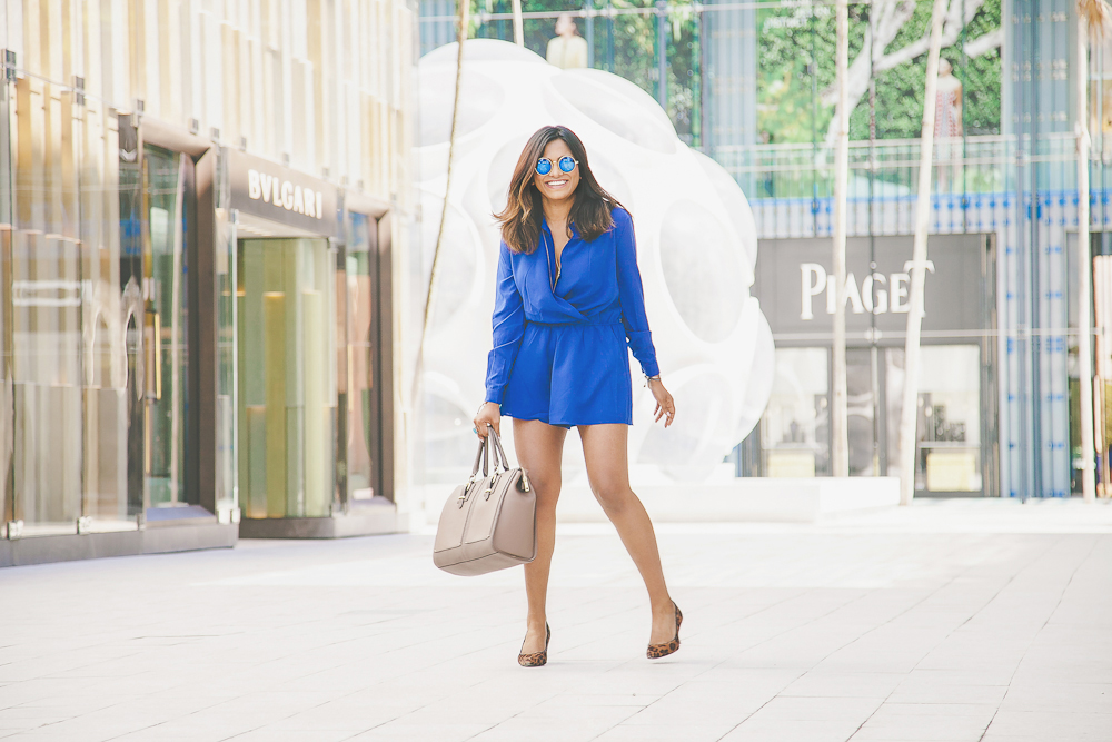 5th Label Desert Rain Playsuit Fashion Blogger