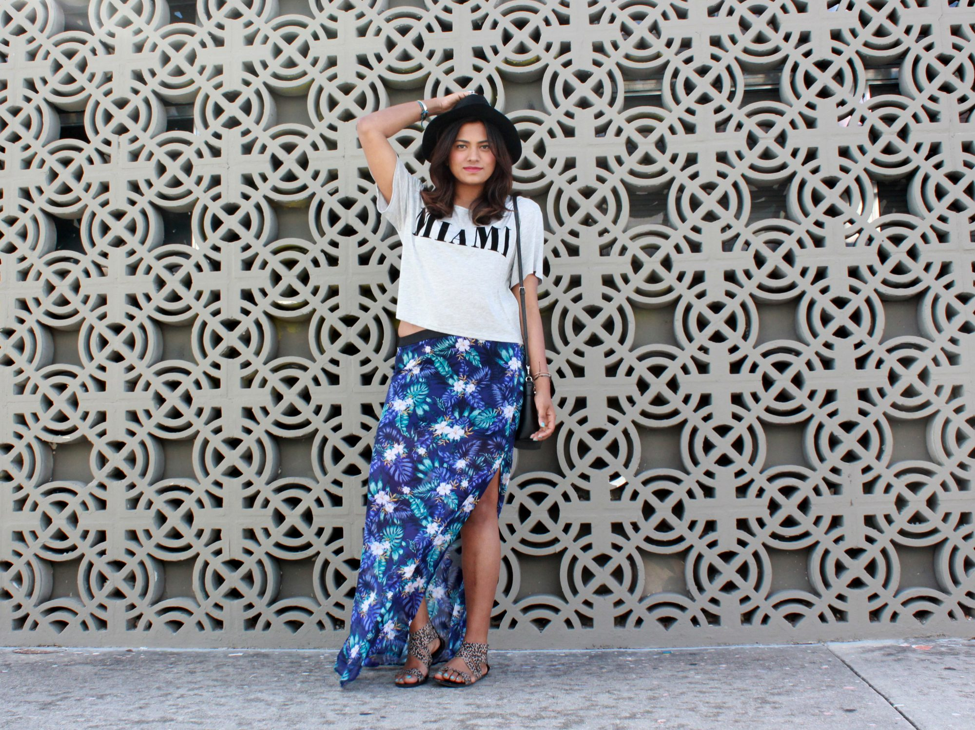 Chic Stylista Miami Fashion Blogger Outfit