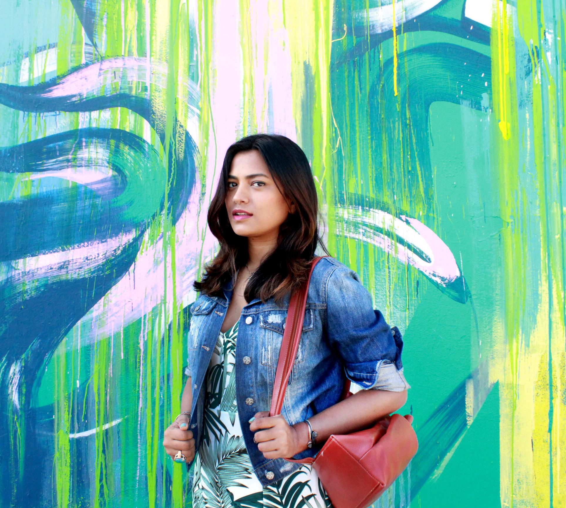 Fashionista Blogger Afroza Khan