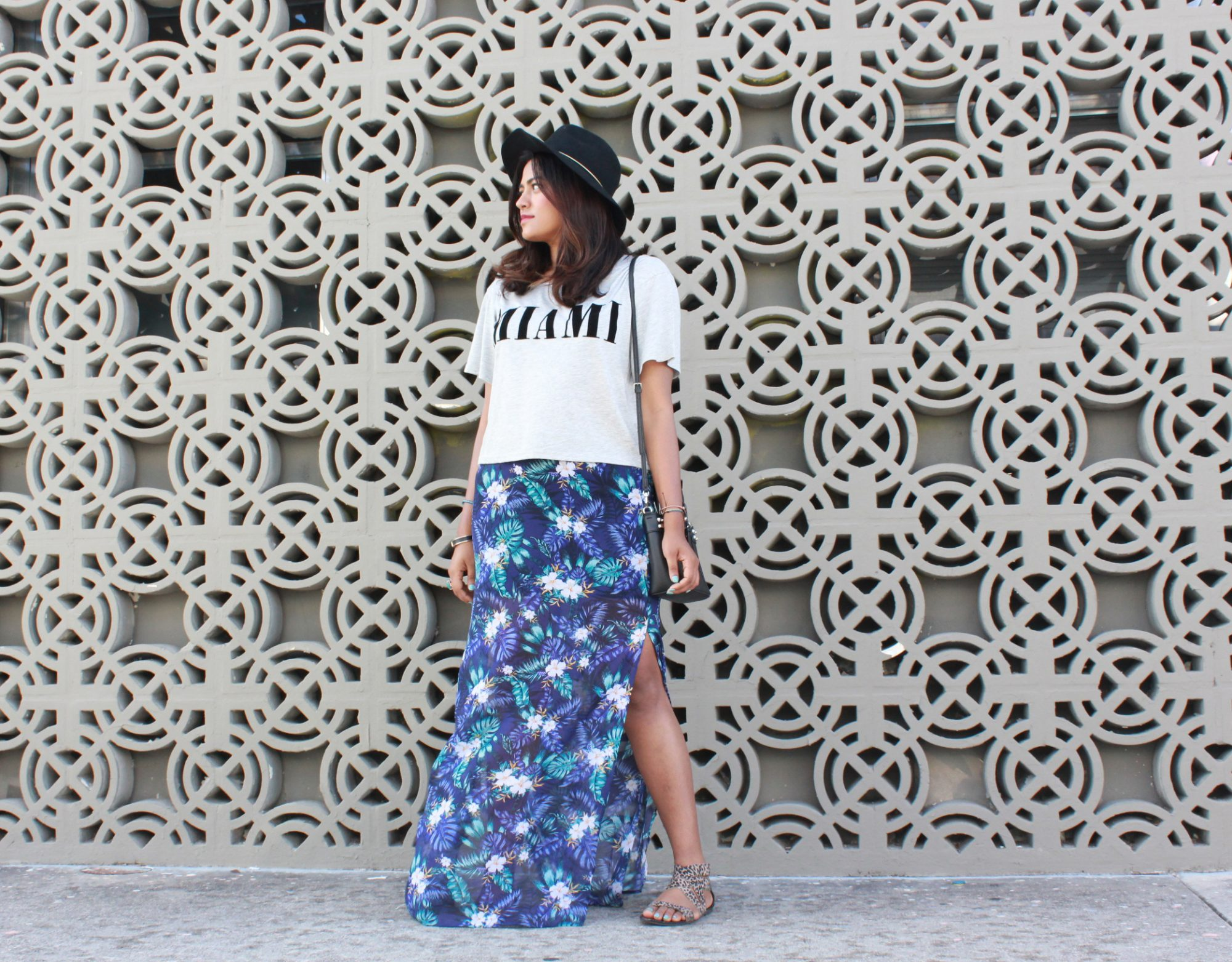 H&M Outfit by Fashion Blogger Afroza Khan