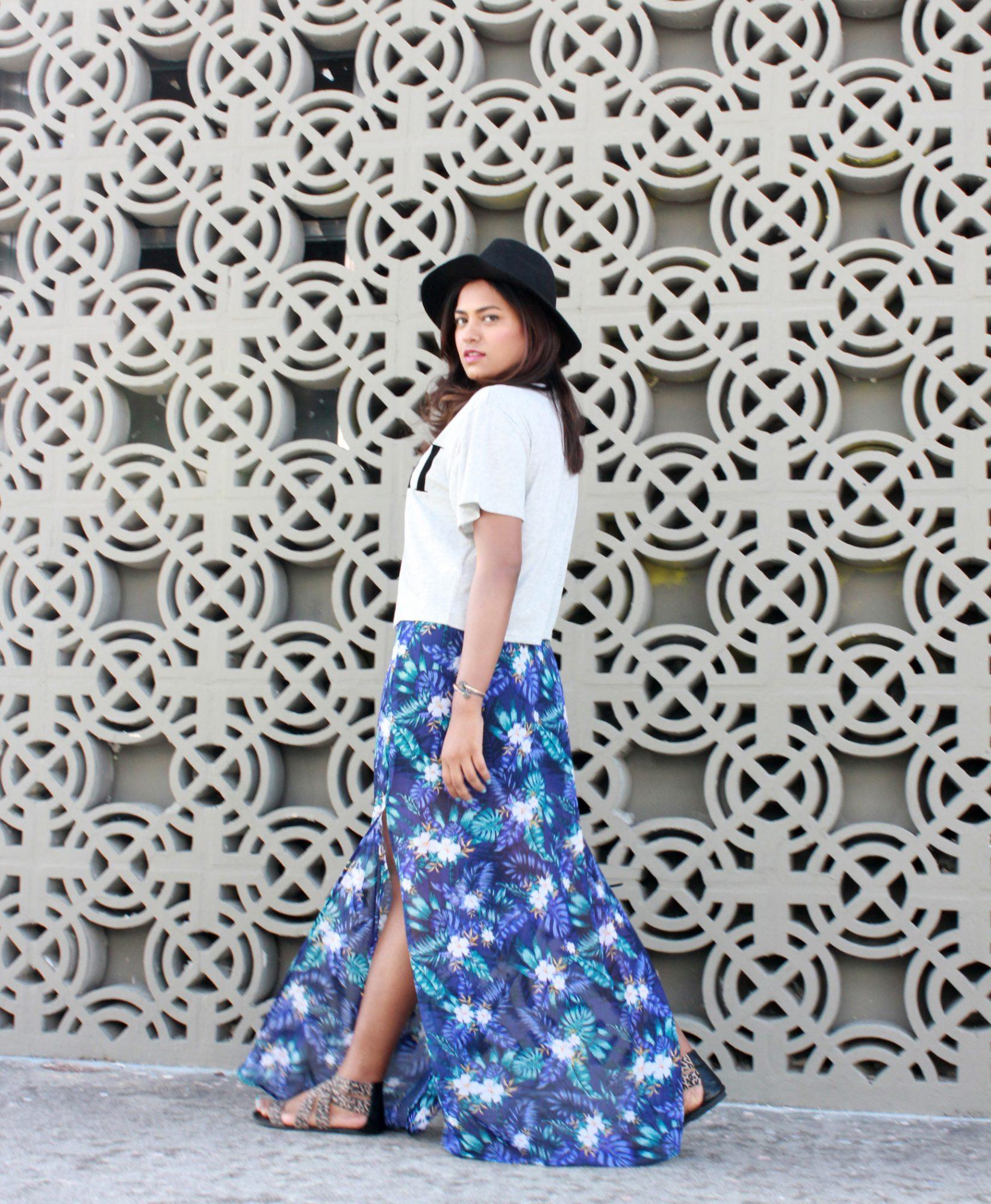 Miami Fashion Blogger H&M Outfit