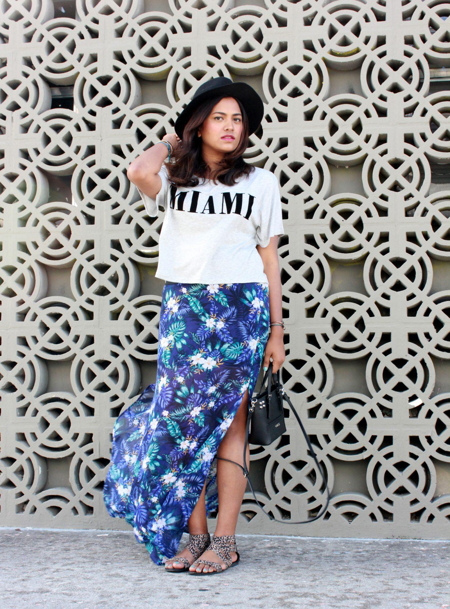 Miami Fashion Influencer Chic Stylista
