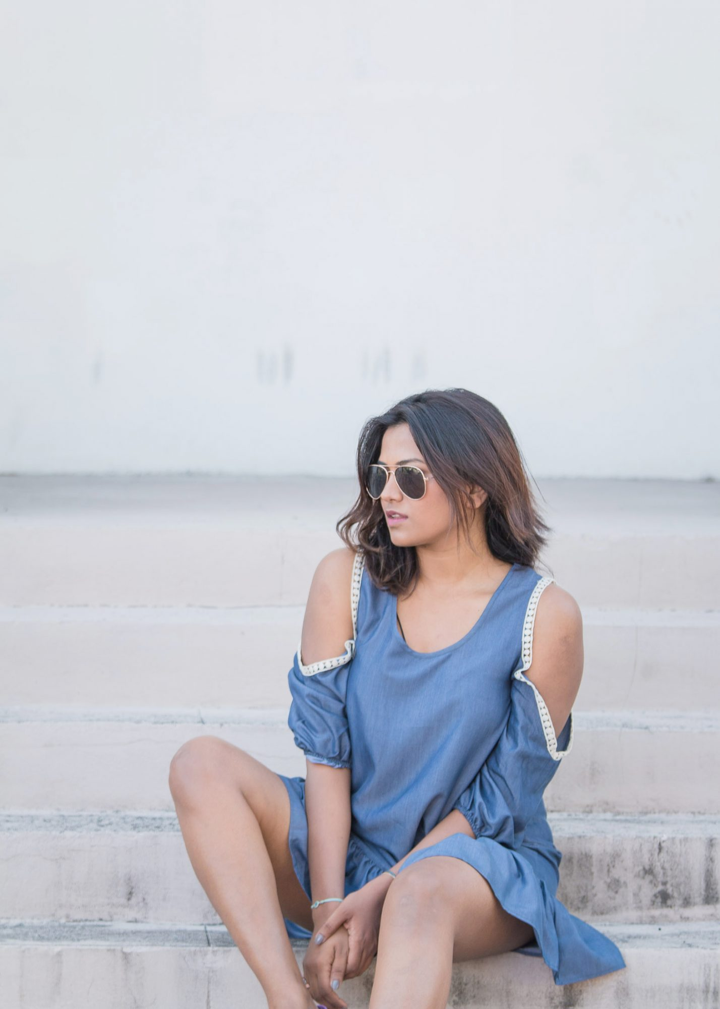 Afroza Khan Miami Fashion Blogger Agaci OOTD