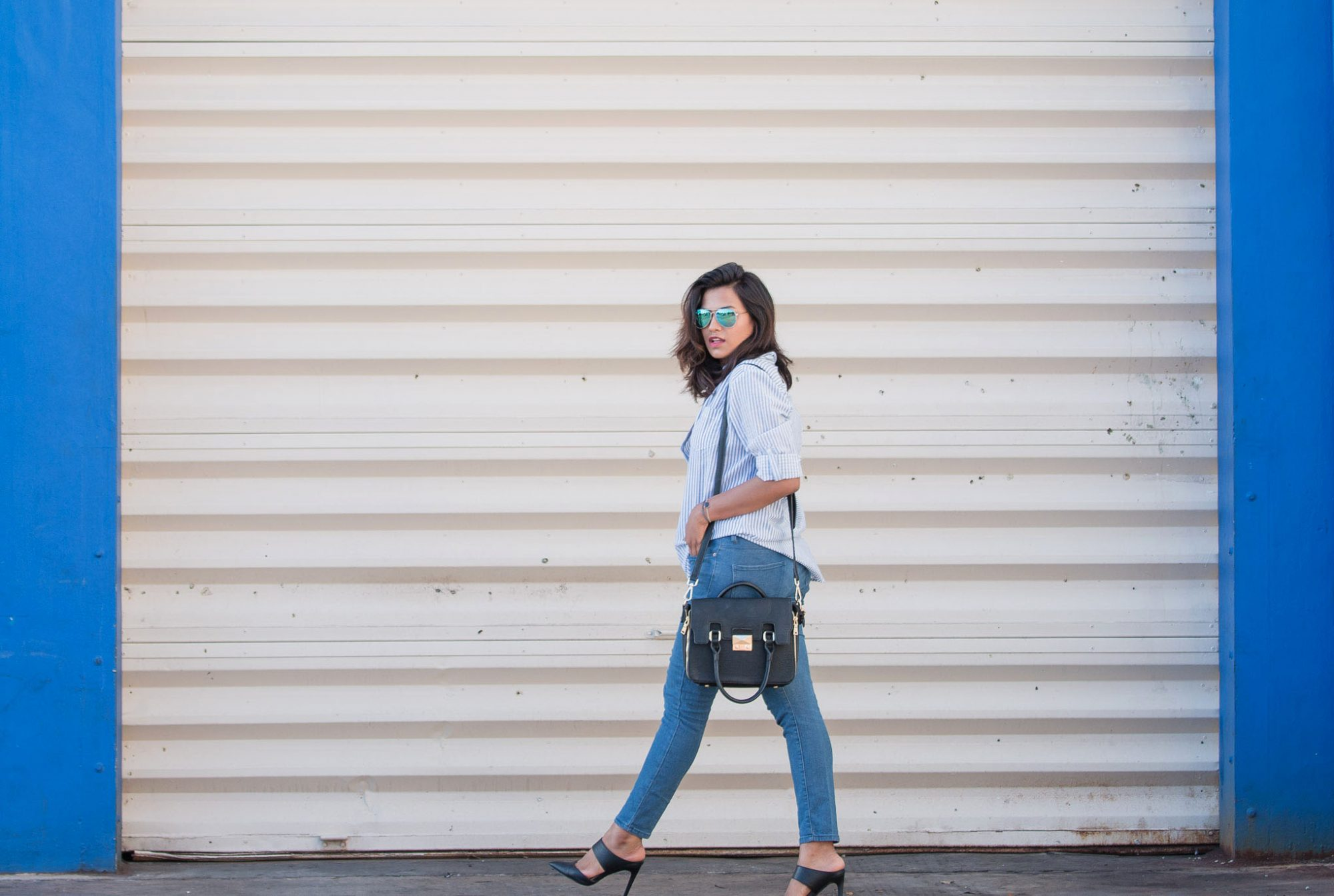 Miami Fashion Blogge Chic Stylista Casual OOTD