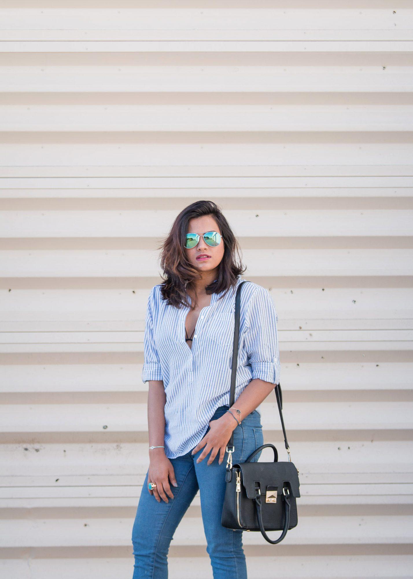 Miami Influencer Afroza Khan Chic Stylista