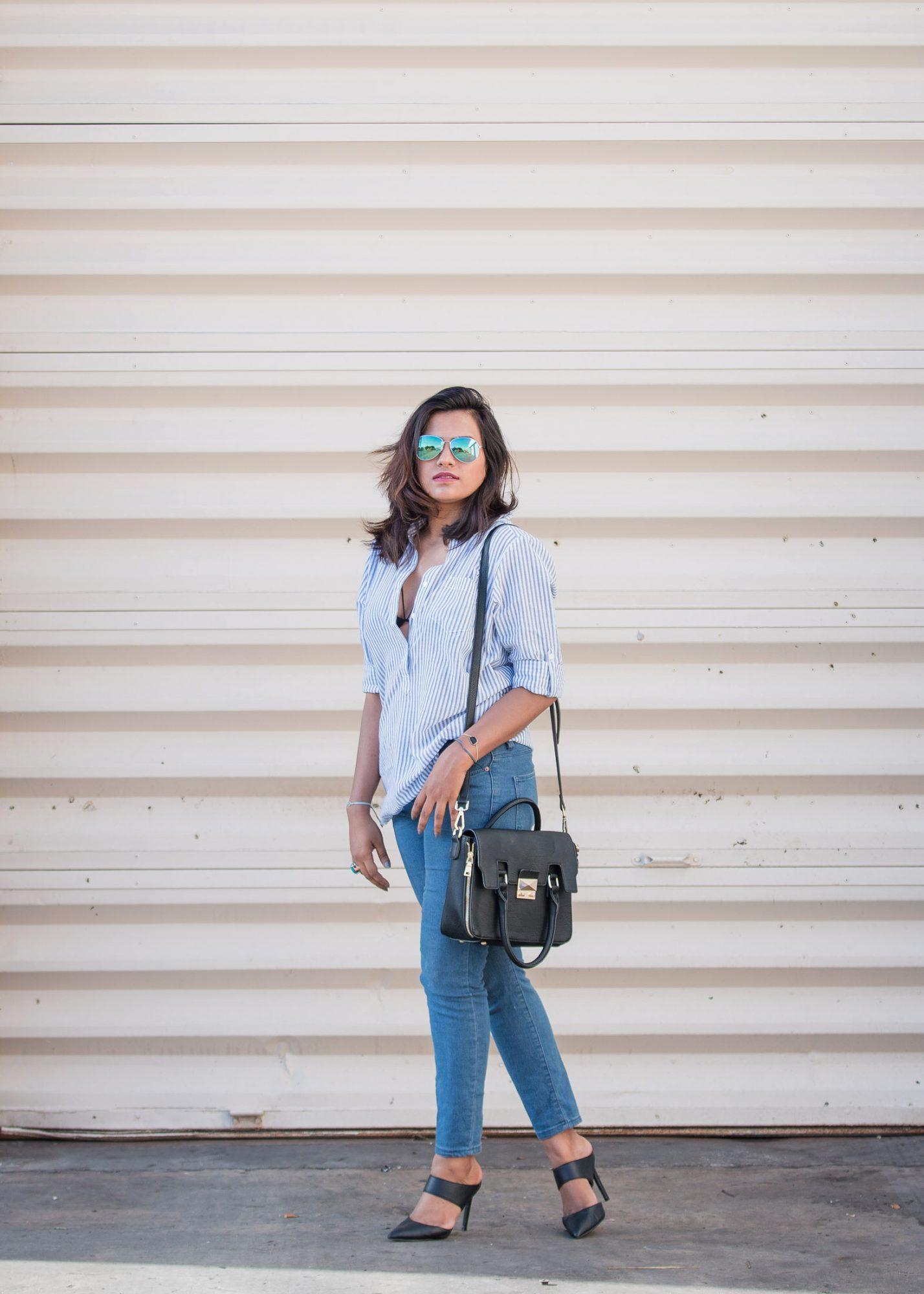 Miami Top Fashion Blogger Afroza Khan