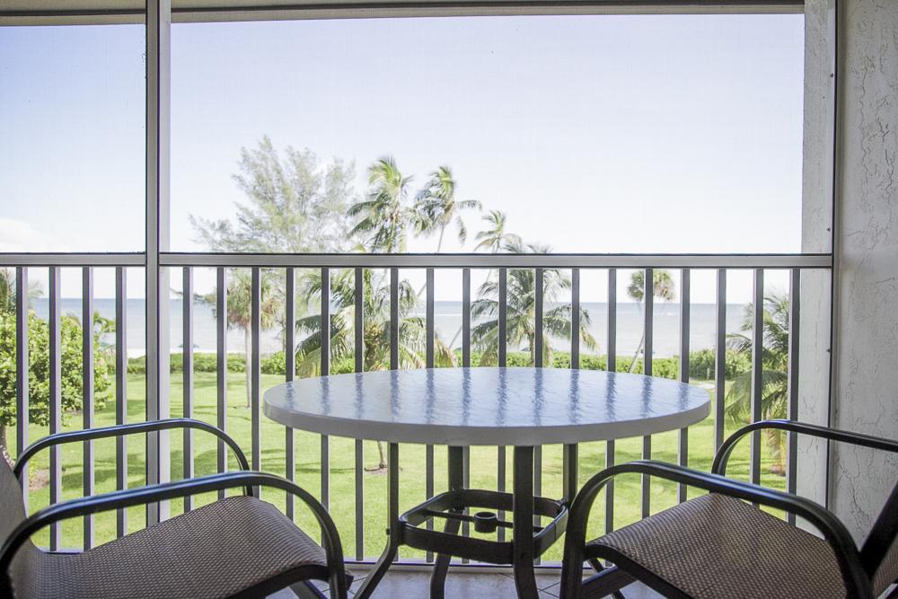 Balcony View Casa Ybel Resort