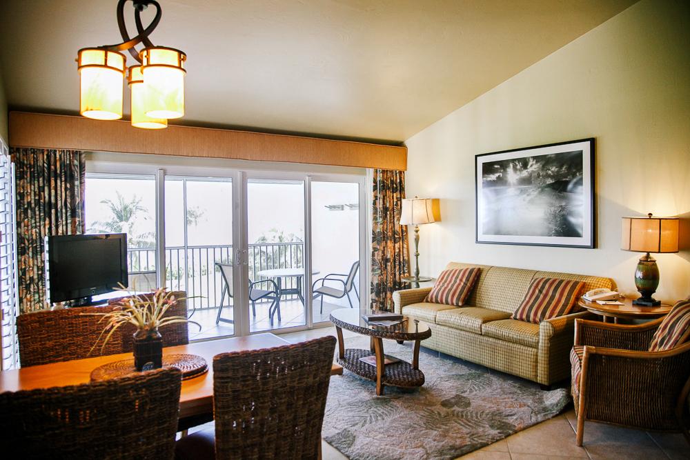 Casa Ybel Resort Living Room