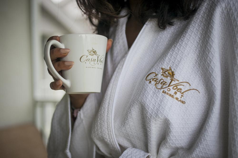 Casa Ybel Resort Morning Coffee